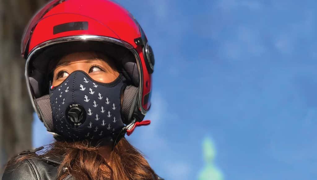 R-Pur Anti-pollution Mask